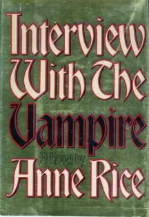 """Not everyone loves it - but the """"tortured soul""""  vampire was perfected in this book. I love Anne Rice's vampires, always will."""