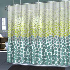 Crumble PEVA Shower Curtain kohls $15.