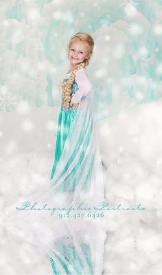 Elsa Photos, Frozen Photos, Princess Shot, Ice Princess, Disney Princess, Toddler Photography, Photography Photos, Photography Backgrounds, Frozen Birthday Party