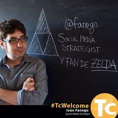 #TcWelcome de Iván Fanego