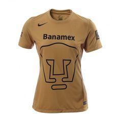 ¡Ya puedes adquirir el nuevo Jersey Nike Local de Pumas para esta temporada 2014-2015! No esperes más y sé la envidia de todos al tener en tus manos el nuevo jersey, es momento de que renueves tu pasión y apoyo hacia tu equipo , ahora con un diseño mas innovador podrás presumir a todos el orgullo que sientes al portar la camiseta de los Pumas.
