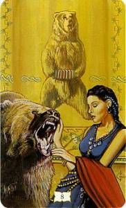Buckland Romani Tarot -