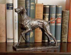 David Geenty Skulptur Pointer