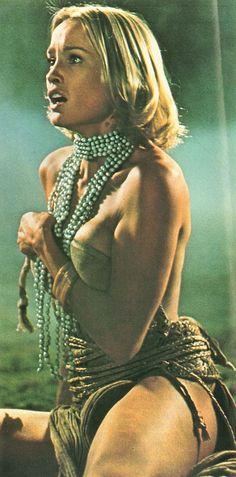 Jessica Lange, 'King Kong' (1976) |
