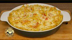 Γέμισε ένα ταψί με τριμμένο τυρί και από πάνω έριξε 7 αυγά. Μόλις το βγάλει από το φούρνο, θα σας τρέχουν τα σάλια! - Χρυσές Συνταγές Banoffee, Macaroni And Cheese, Cake Recipes, Rolls, Food And Drink, Pasta, Bread, Dishes, Ethnic Recipes