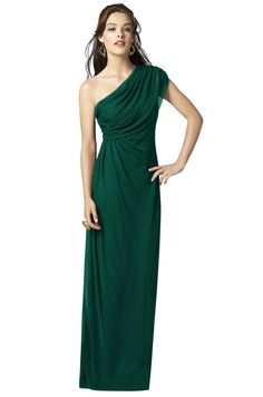 Shop Dessy Bridesmaid Dress - 2858 in Lux Chiffon at Weddington Way. Find the perfect made-to-order bridesmaid dresses for your bridal party in your favorite color, style and fabric at Weddington Way.