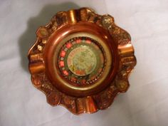 The Bahamas Roullette Wheel Ashtray Souvenir by TheBunnyHutch, $19.00