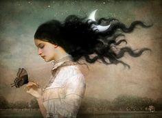 "Картина ""She Likes the Night"" © Christian Schloe"
