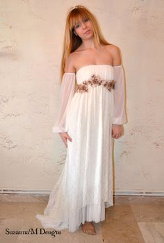 it's hard to choose between a hippie/bohemian-style dress or a full skirt, country bell dres...