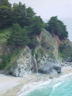 This spot is full of stunning beach views.