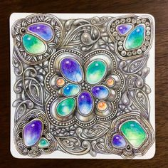 I love these gems!!!! f:id:tanglefan:20151129181742j:image