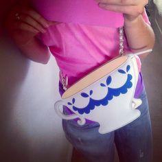 Photo by sabosha #moschino #mymoschino #cup #teacup #bag