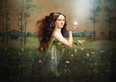 """La Calisto"", a poster by Catrin Welz-Stein"