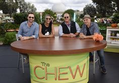 This Week in Disney Parks Photos: 'The Chew' Savors Walt Disney World Experiences