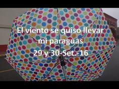 El viento se quiso llevar mi paraguas - 29 y 30/09/16