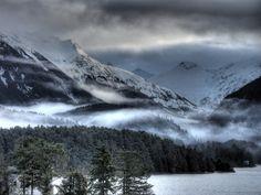 Cross Mountain, Sitka, Alaska