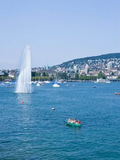 Zürichsee  - Zürich und Umgebung