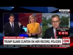 CNN Reports That Hillary Clinton Refused To Respond When Asked If She Was A World Class Liar |
