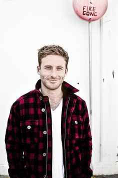 People need to get over the fact that I love Dean O'Gorman as much as I do.