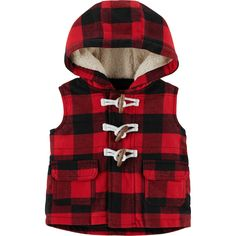 NEW Carters Baby BoyClothes Lot - Buffalo Check Vest Sweatsuit Size Month Toddler Vest, Toddler Outfits, Baby Boy Outfits, Kids Outfits, Fall Outfits, Toddler Girl, Kids Clothing Canada, Kids Clothing Brands, Clothing Accessories