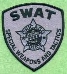 US State of Illinois, City of Chicago Police Department SWAT Unit Patch (Subdued) Police Officer Wife, Chicago Police Officer, Police Gear, Police Badges, Police Quotes, Fire Badge, Security Logo, Wildland Firefighter, Police Patches
