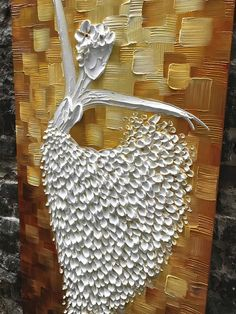 Ballet girl Dancers Oil painting On Canvas Texture Palette Knife Abstract Art Paintings Modern Home Decor Canvas Wall Art Painting - Ballett Mädchen Tänzer Ölgemälde auf Leinwand Textur Spachtel 3 Piece Canvas Art, Textured Canvas Art, Diy Canvas Art, Black Canvas, Canvas Canvas, Painting Edges, Texture Painting, Painting Flowers, Artist Painting