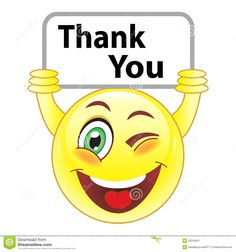 Illustration about Stock image -Smiley holding a sign. Illustration of presentation, happy, joke - 53310021 Thank You Pictures, Thank You Images, Cute Love Pictures, Smiley Emoticon, Emoticon Faces, Hand Emoji, Emoji Images, Emoji Pictures, Good Afternoon Quotes