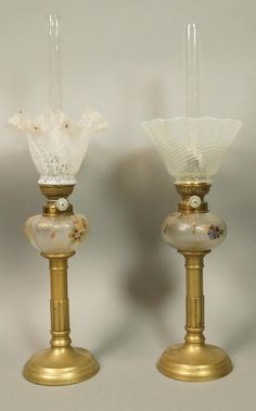Beautiful Antique Lamps & Oil Lamps will Compliment Your Modern Design