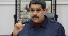 en directo: Nicolas Maduro presiona envía a República Dominica...