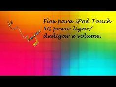 Comprinha eBay Flex Power iPod Touch 4G