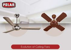 Polar India develop low-cost ceiling fans with great features. How To Become Smarter, Ceiling Fans, Over The Years, Evolution, India, Technology, Electric, Blog, Transitional Ceiling Fans