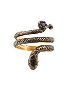 Magic snakes on Pinterest | Snake Ring, Snakes and Snake Necklace