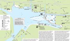 #pblivin - Martin Luther King, Jr. Regional Shoreline Trail Map