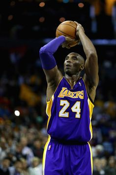 Kobe Bryant (Basket / L.A Lakers).