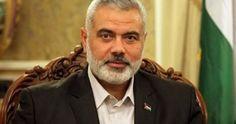 """Haniyeh: Le conflit doit s'orienter vers l'ennemi de la Nation:""""Israël"""""""