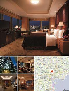 Este hotel localiza-se no centro de Tóquio, rodeado por algumas das mais populares zonas comerciais da cidade. Fica a 10 minutos a pé do Palácio Imperial, da área de Nihonbashi e da estação de comboios de Tóquio, com os seus serviços de Shinkansen (comboio-bala) para muitas zonas do Japão. O Aeroporto Internacional de Tóquio Narita fica apenas a 57 km.