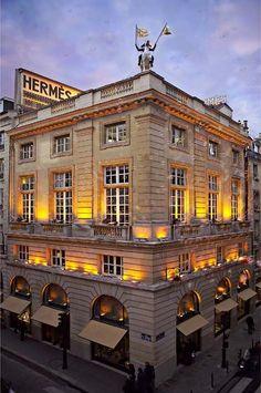 Hermes, Faubourg St Honoré