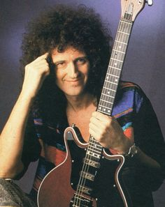Brian May ... One of the most talented guitarists in music history (Personal opinion, yes, but also a fact which is why I'm able to write the statement.)