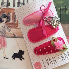 TRIO pink   purse