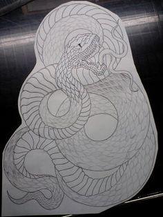 蛇 刺青 - Google 検索