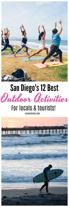 Things to do in San Diego #sandiego #california #californiaadventure