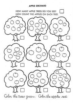 Winter Math Worksheets & Activities No Prep English Worksheets For Kindergarten, Kindergarten Math Worksheets, Preschool Learning Activities, Numbers Preschool, Homeschool Math, Math For Kids, Free Images, Google, Kids Learning Activities