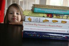 favorite classic children's books. good book list