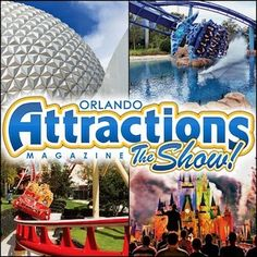 AMUSEMENT ATTRACTION! Attractions - The Show - July 24, 2014 - Shutterbuttons; Ice Cream for Breakfast; latest news | Jerry's Hollywoodland ...