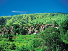 Nadi, Fiji - Not a bad place to spend this new years? I think so.