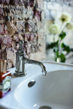 Truly timeless style - Single-lever basin mixer without pop up waste from Arcade Bathrooms. http://www.arcadebathrooms.com/Products/ProductDetail?prodId=80093&name=Single-lever%20basin%20mixer%20without%20pop%20up%20waste