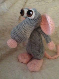 Crochet Monkey, Crochet Lion, Crochet Daisy, Chunky Crochet, Knit Or Crochet, Crochet Animals, Crochet Elephant Pattern, Crochet Teddy Bear Pattern, Crochet Patterns Amigurumi