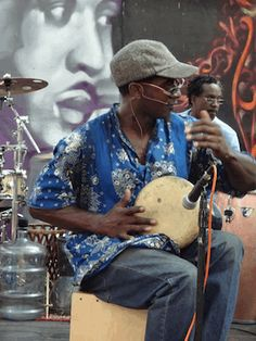 Marcus Miller: Drums from Around the World Wednesday, July 30, 4:00 to 5:00 p.m. Enjoy this hands-on, interactive workshop featuring drums and rhythms from around the world. Learn about the importance, role and history of drumming in different cultures.