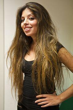 Soleá Morente, hija del gran Enrique Morente. #flamenco