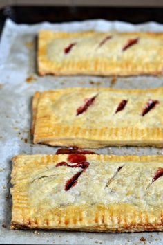 Jam Use Alert: how to make hand pies